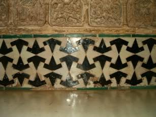 Teselación en la Alhambra (2)