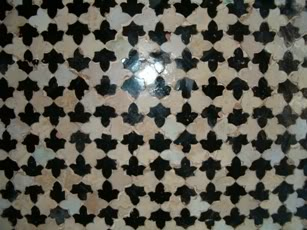 Teselación en la Alhambra