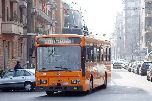 Bus de Milán