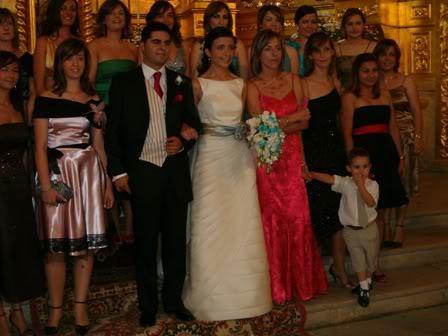 Boda de Helio y Mari Carmen